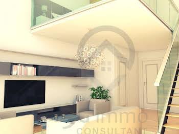 Appartement 4 pièces 91,1 m2
