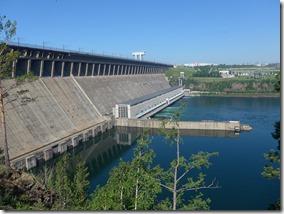 Bratsk barrage 1