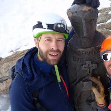 Alpinismo Cervino-Septiembre 2016