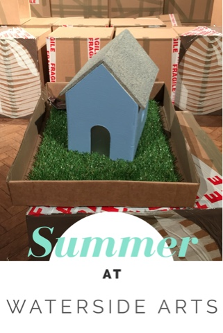Summer at The Waterside Arts Centre