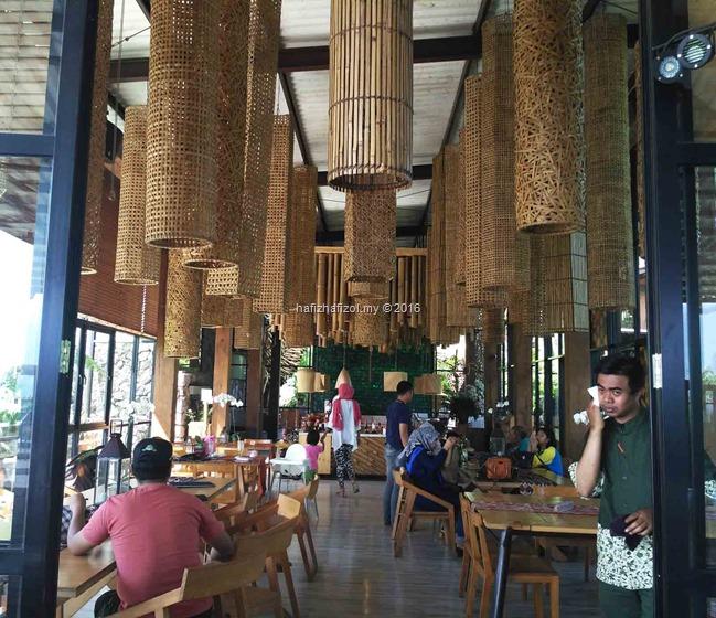 restoran di dusun bambu bandung