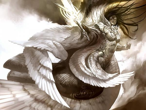 Young Demon Of Fate, Fallen Angels