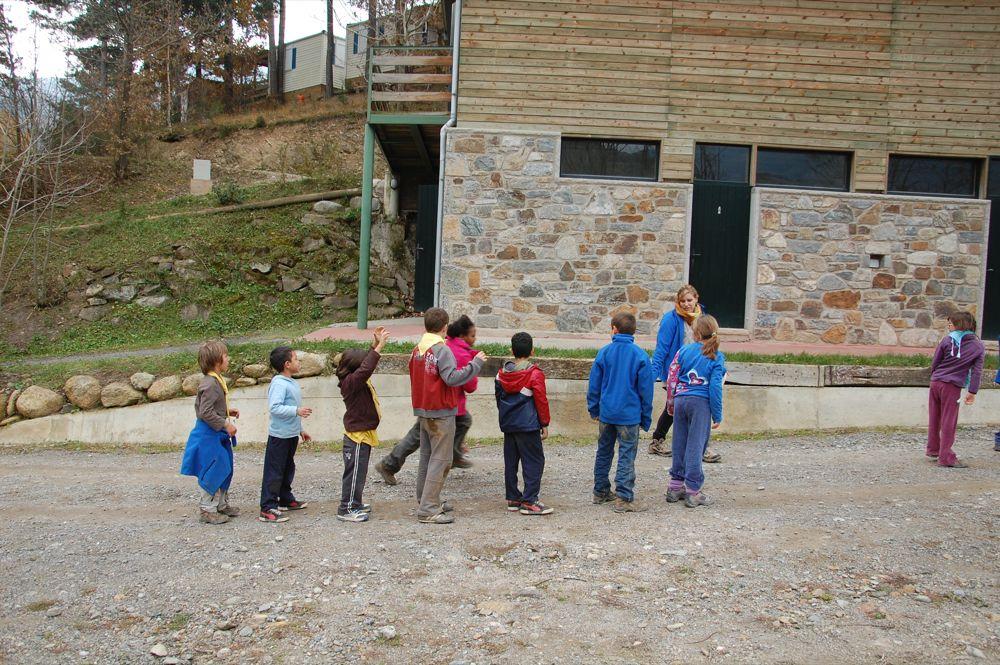 Sortida Castors i Llops a la Roca del Secut 2010 - DSC_0826.JPG