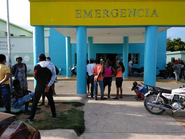 Cuatro haitianos muertos y once heridos en accidente de tránsito