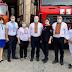 Як закарпатські рятувальники, поліцейські та прикордонники привітали краян із Днем вишиванки