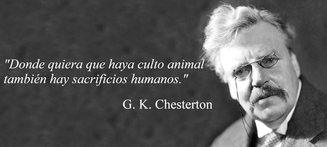 Chesterton animal