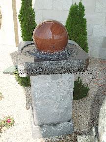 Exterior, Fountains, Sphere