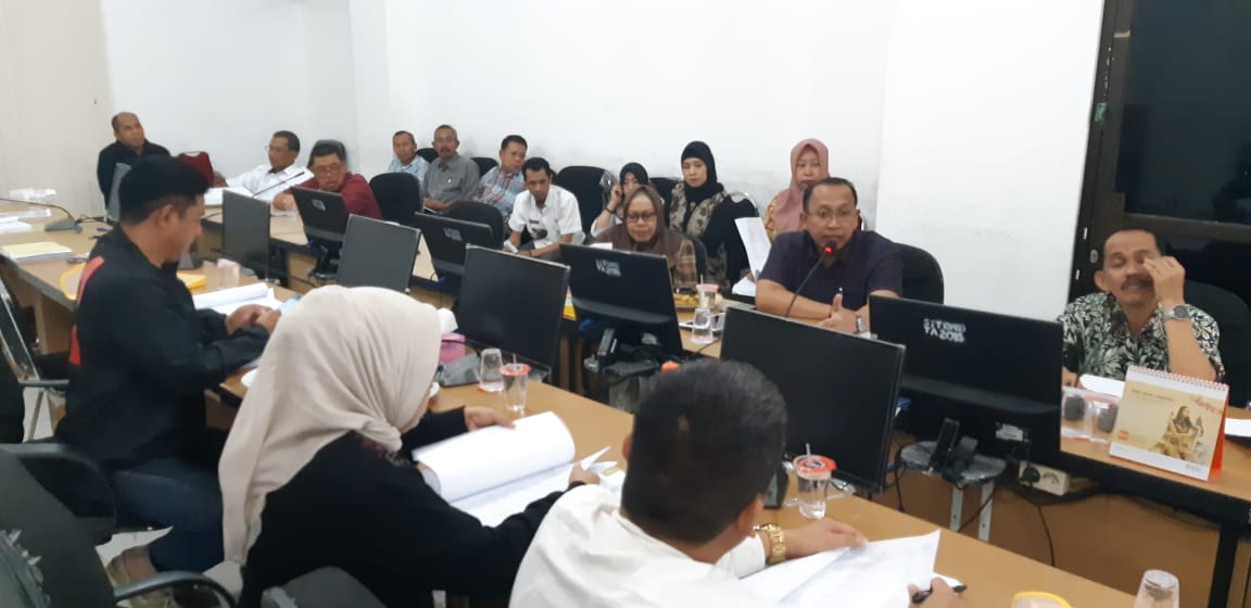 Banggar DPRD Parepare Bahas RAPBD 2020