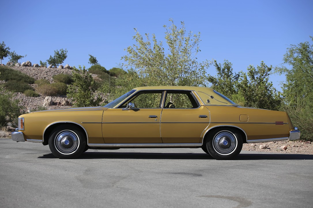 Sell used NO RESERVE AUCTION SHOW STOPPING 1974 FORD LTD ...