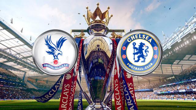 Crystal Palace Vs Chelsea FC