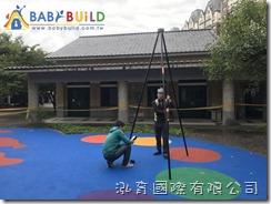 BabyBuild 現鋪式彩色無縫地墊