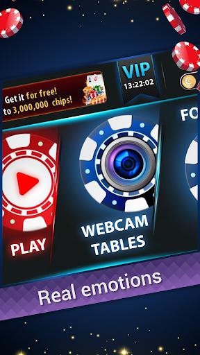 WebCam Poker Club: Holdem, Omaha on Video-tables 1.6.4 2