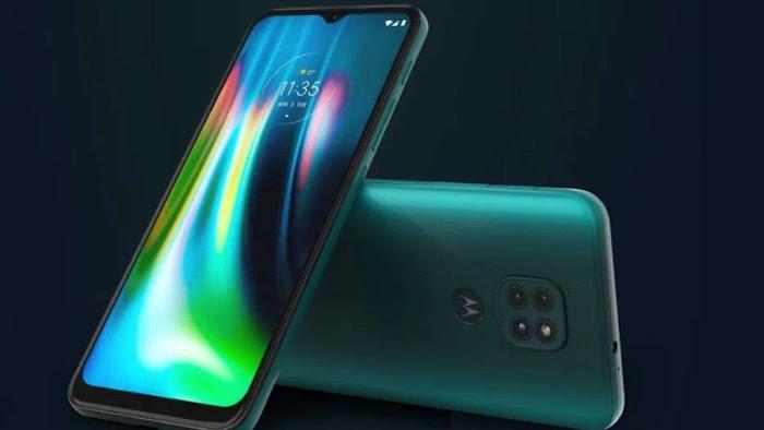 Motorola G9 maroc