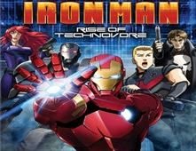 فيلم Iron Man Rise of Technovore