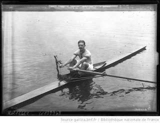 1911-La saison de l'équipe de France d'aviron