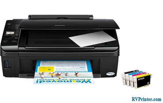 Details about Epson SX215 Multifunction Printer