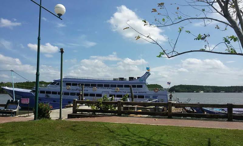 kabri ferry boat