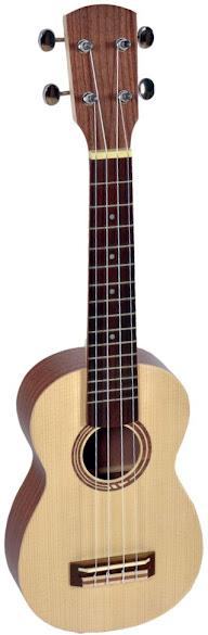 Hora spruce top soprano ukulele
