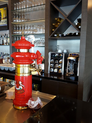 Fire hydrant beer! Where to Stay - and Eat - in Miramichi, New Brunswick: the Rodd Hotel and Resort, and their fantastic 1809 Restaurant