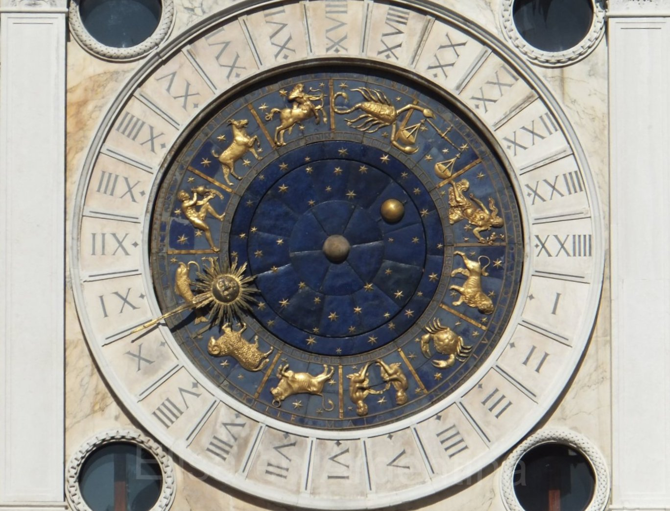 Torre dell´Orologio, Piazza San Marco, Venecia, Italia, Elisa N, Blog de Viajes, Lifestyle, Travel