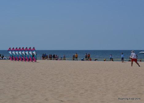 8 stacked bowtie kites