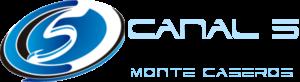 Logo Canal 5 Monte Caceros