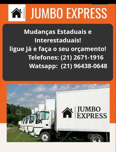 Jumbo Express - Mudanças locais, intermunicipais e interestaduais