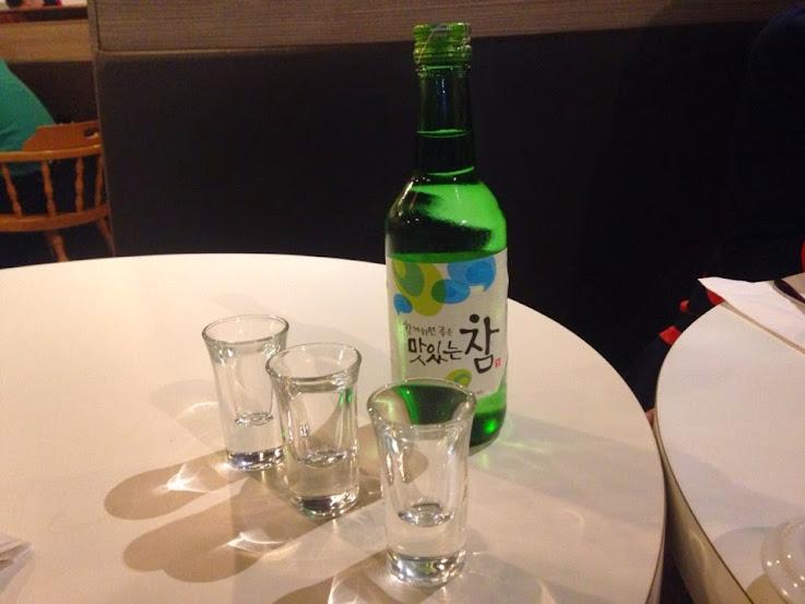 Charm, Gyeongsangbukdo's Soju