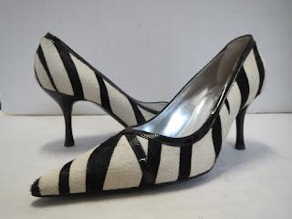 Dolce & Gabbana Hide Heels