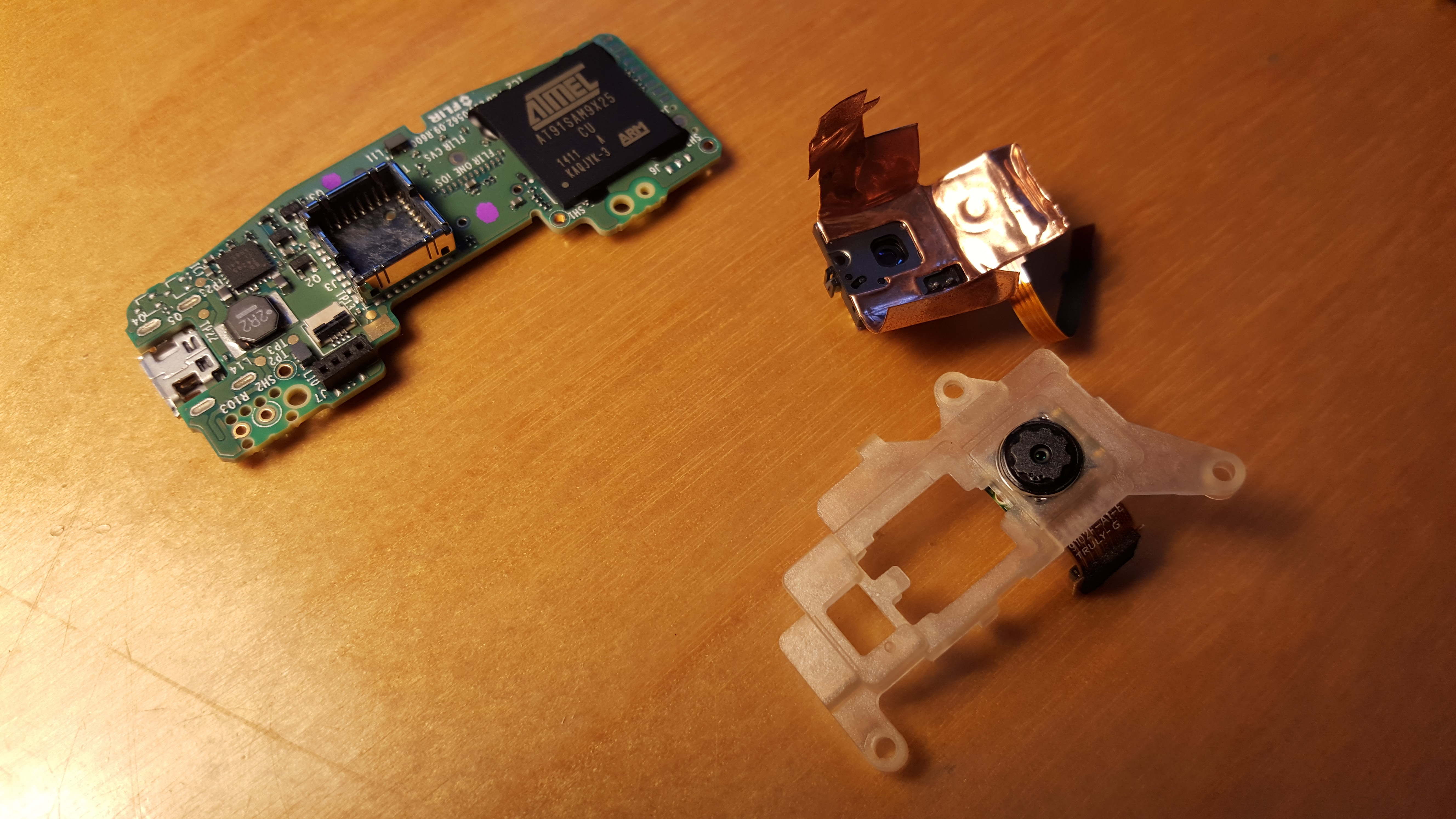 Teardown and Review: Flir One for Android | hardtechlife