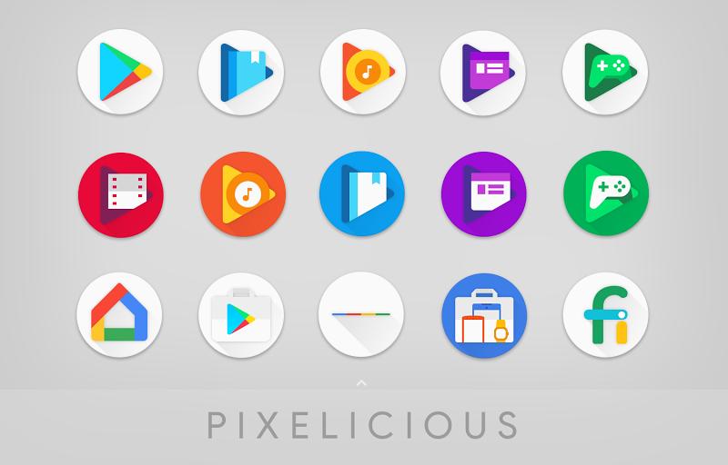 PIXELICIOUS ICON PACK Screenshot 13