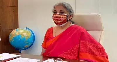 खुशखबरी : कोविड राहत संबंधी सभी सामग्री आईजीएसटी, सीमा शुल्क से पूरी तरह से मुक्त- वित्त मंत्री निर्मला सीतारामन