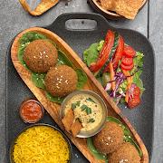 Veggie Falafel Supreme