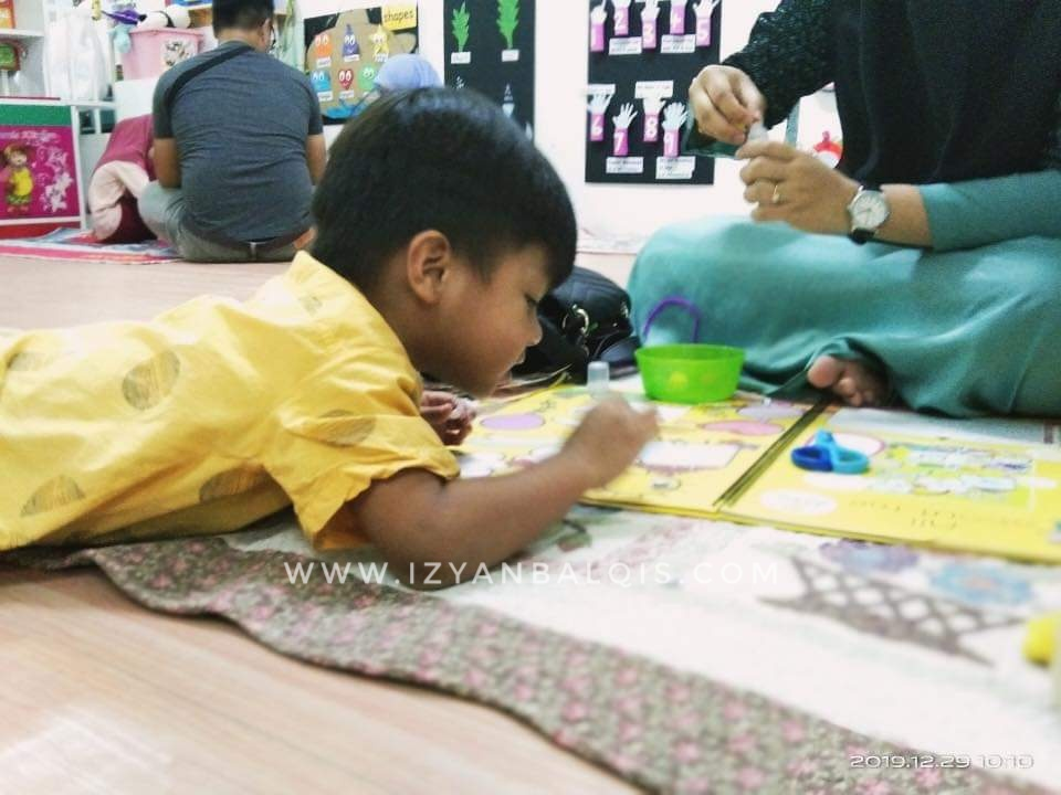 Hari Briefing Sekolah Qa'id