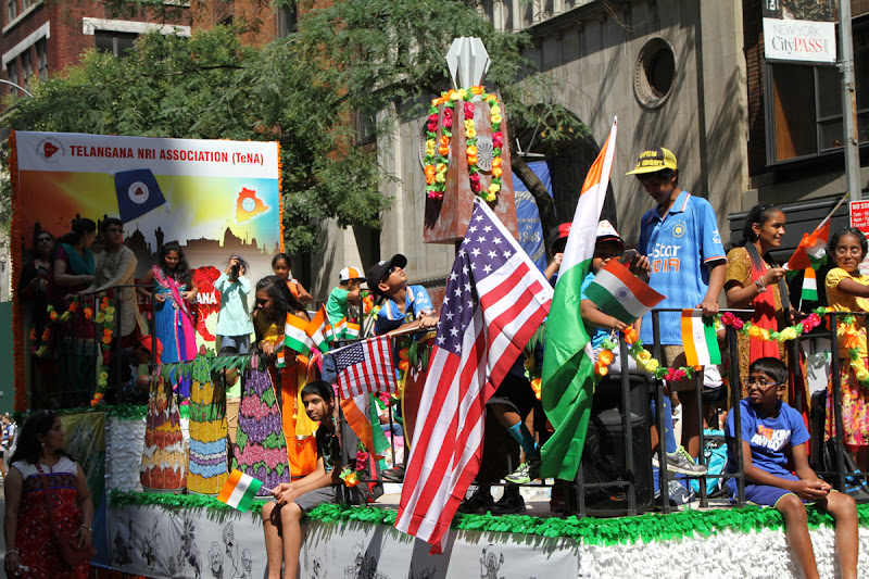 Telangana State Float at India Day Parade NY 2015 - IMG_7175.jpg