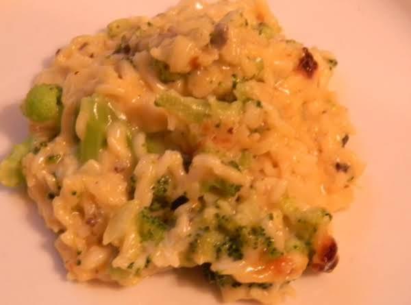 Easy, Cheesy, Broccoli Casserole Recipe
