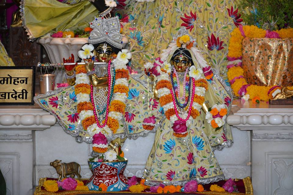ISKCON Ujjain Deity Darshan 1 April 2016 (13)
