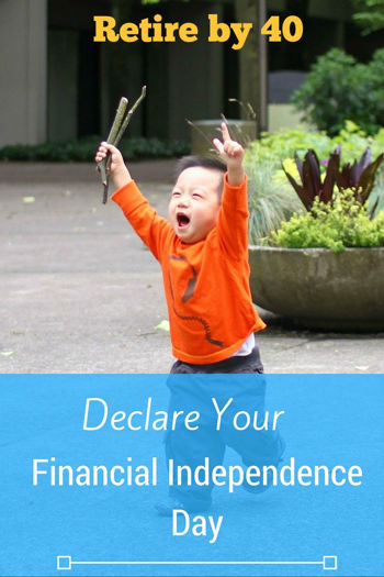 Declare Your Financial Independence Day