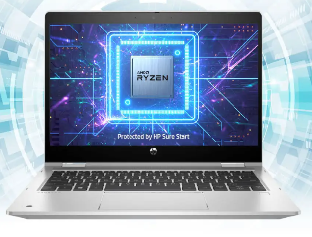 laptop hp amd ryzen pro