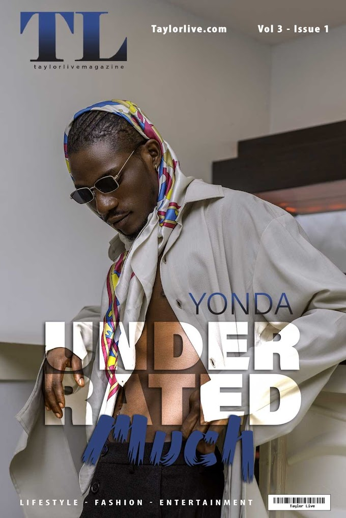Underrated Much Yonda covers TL magazine