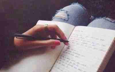 Escribir 1 carta con tu puño y letra