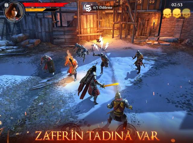 Iron Blade Gameloft Rpg Oyunu Yayınlandı