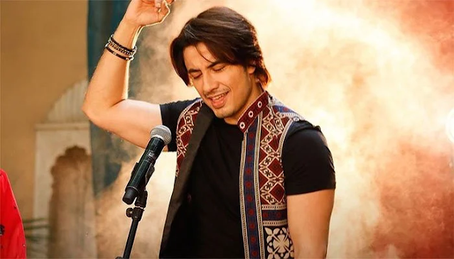 Ali Zafar's Sindhi Song Allay