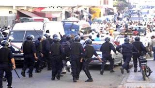 Détérioration de la situation des droits de l'Homme au Maroc en 2015 (AMDH)