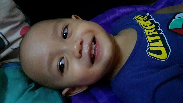 Cair Dengan Senyuman Anak Sendiri