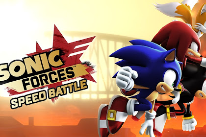 Sonic Forces: Speed Battle v1.4.0 Full Apk Download