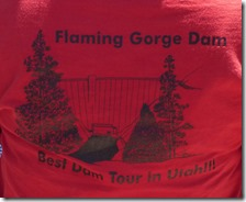 Best Dam Tour in Utah,  Flaming Gorge Dam