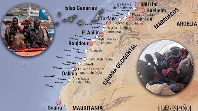 Marruecos está reclutando inmigrantes subsaharianos para la guerra del Sáhara Occidental.