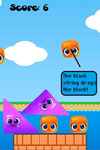Pixel Block Stacker screenshot 0