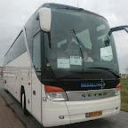 Setra van besseling bus 62 (met het nieuwe logo van besseling)